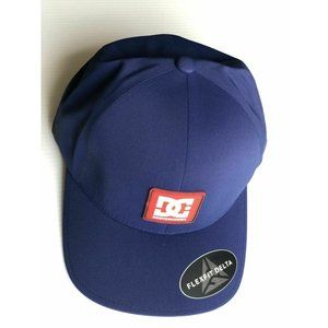 DC Shoes Delta Zen Cap blue/red Size S/M
